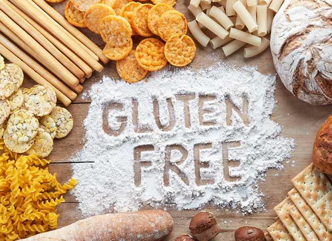 Gluteeniton ruokavalio